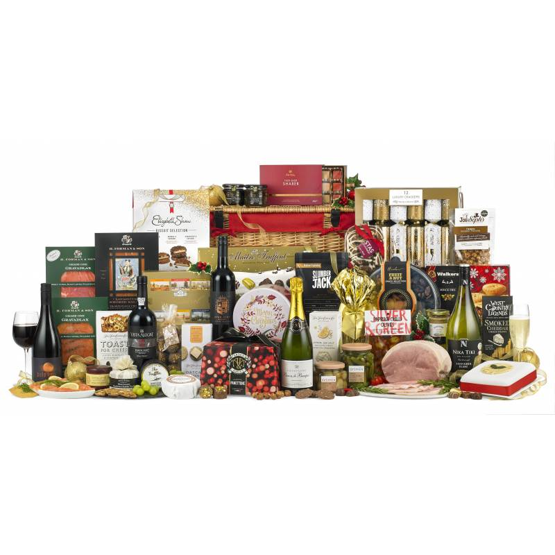 The Extravaganza Giant Christmas Hamper