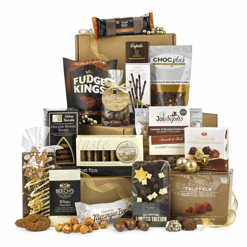 Chocoholics Feast Hamper