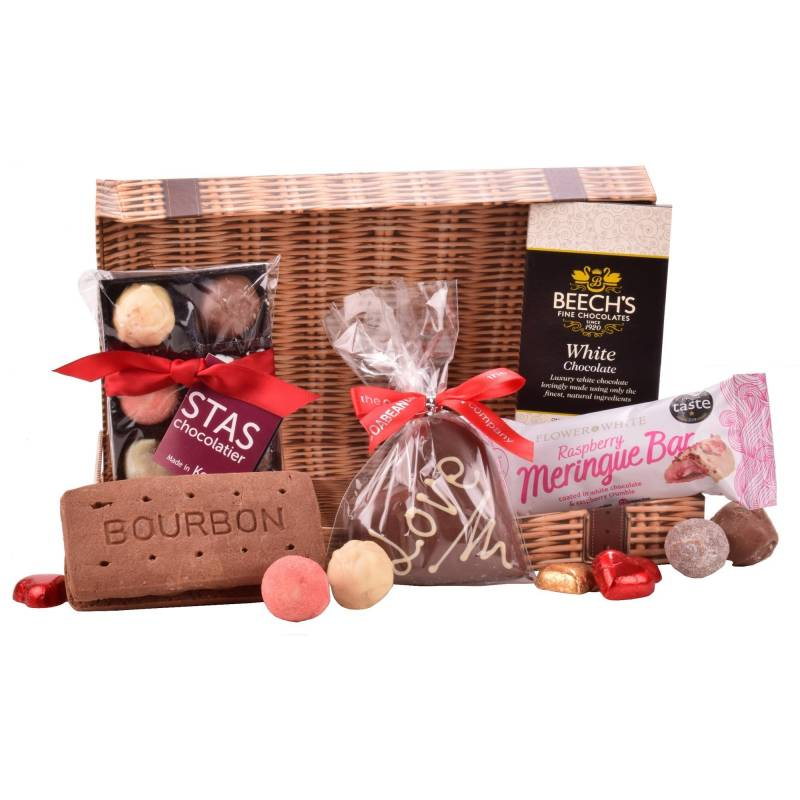 Love Is All Around Hamper