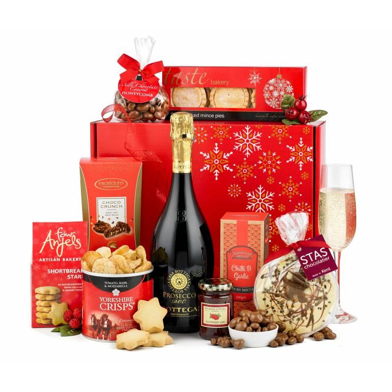 The Prosecco Delights Christmas Hamper