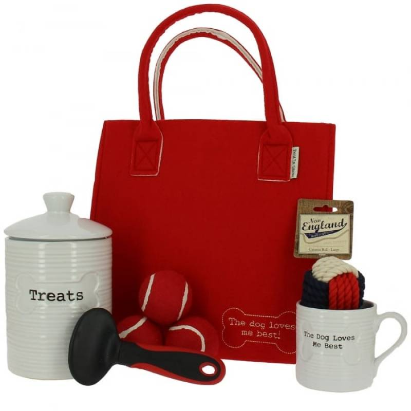 Luxury Dog Treats Tote