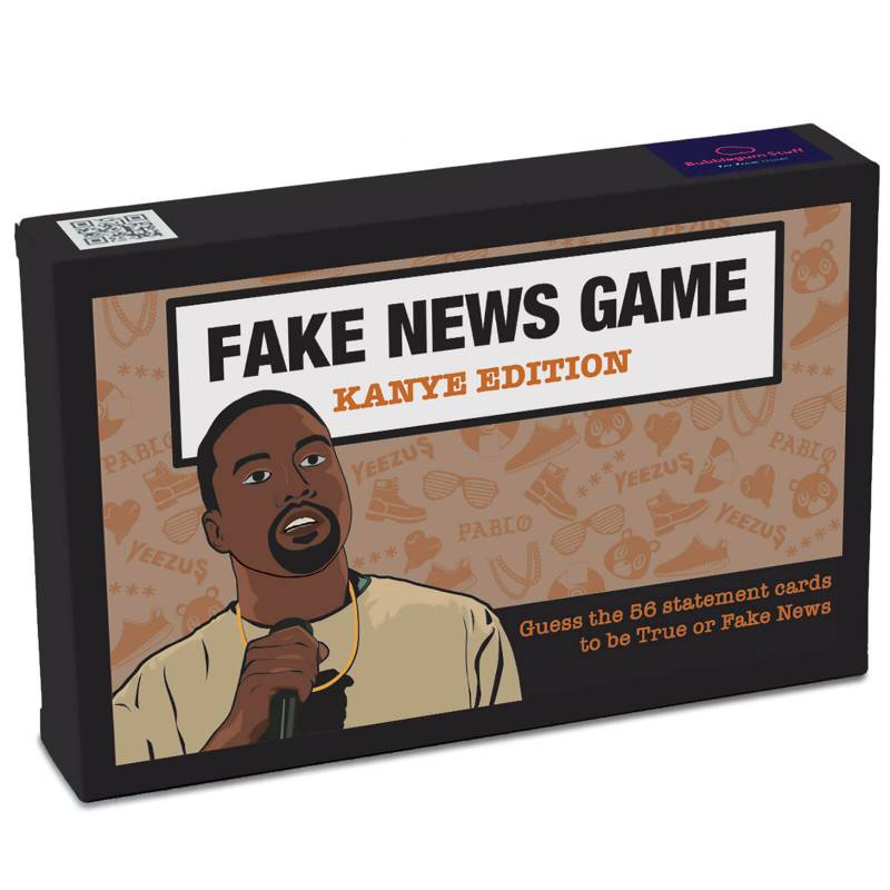 Fake News Kanye West Edition Card Game