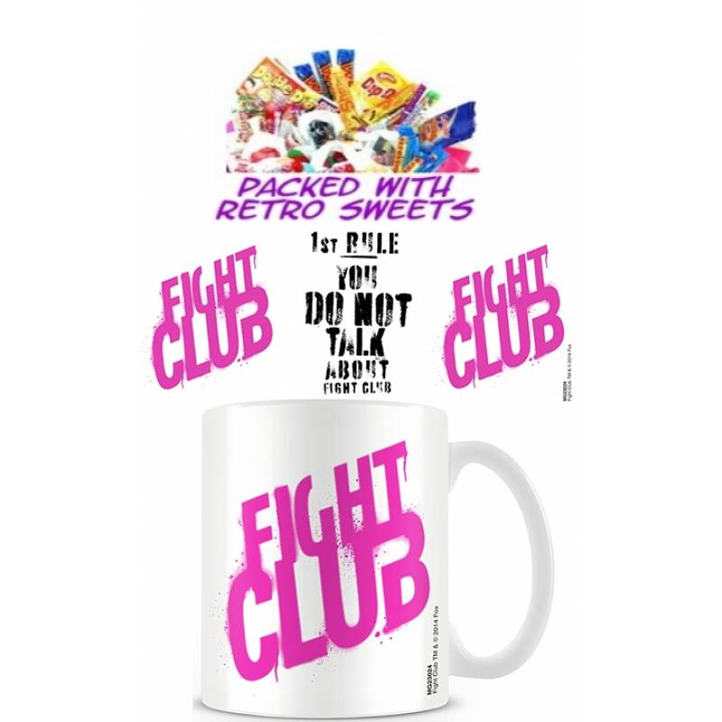 Fight Club Cuppa Sweets