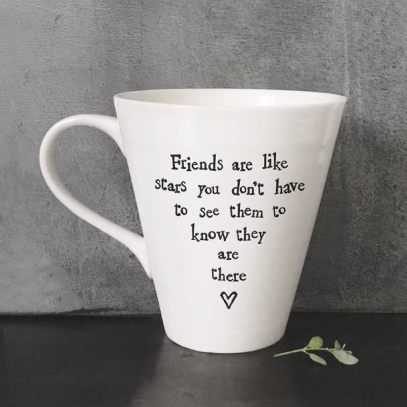 Friends Are Like Stars Mug Gift Set