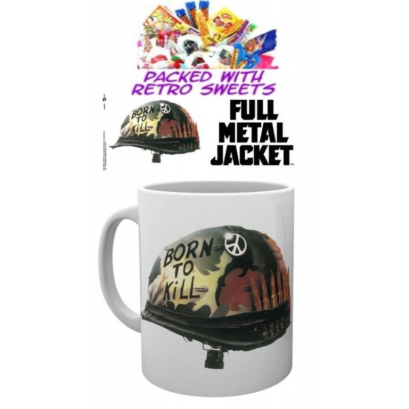 Full Metal Jacket Cuppa Sweets
