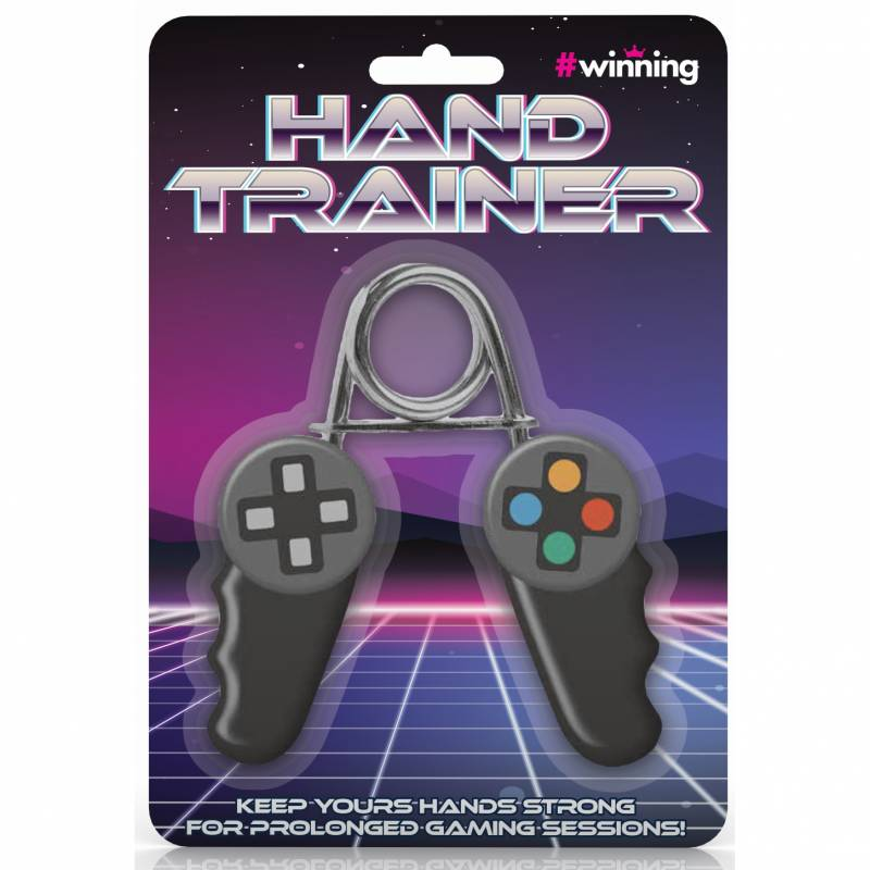 Gaming Hand Trainer