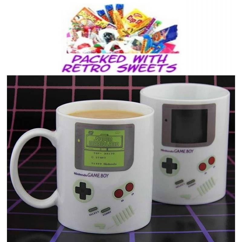 Game Boy Heat Change Cuppa Sweets