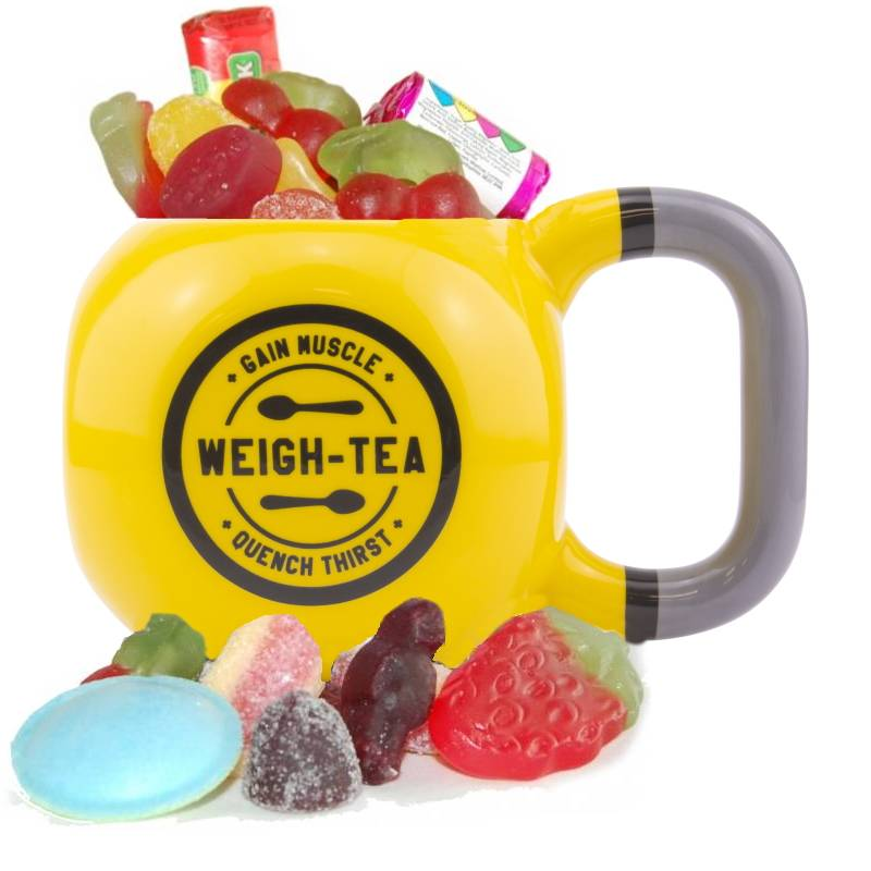 Kettle Bell Cuppa Sweets