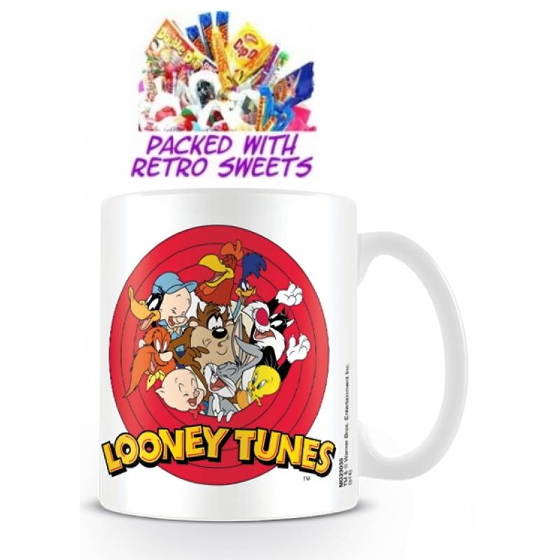 Looney Tunes Cuppa Sweets