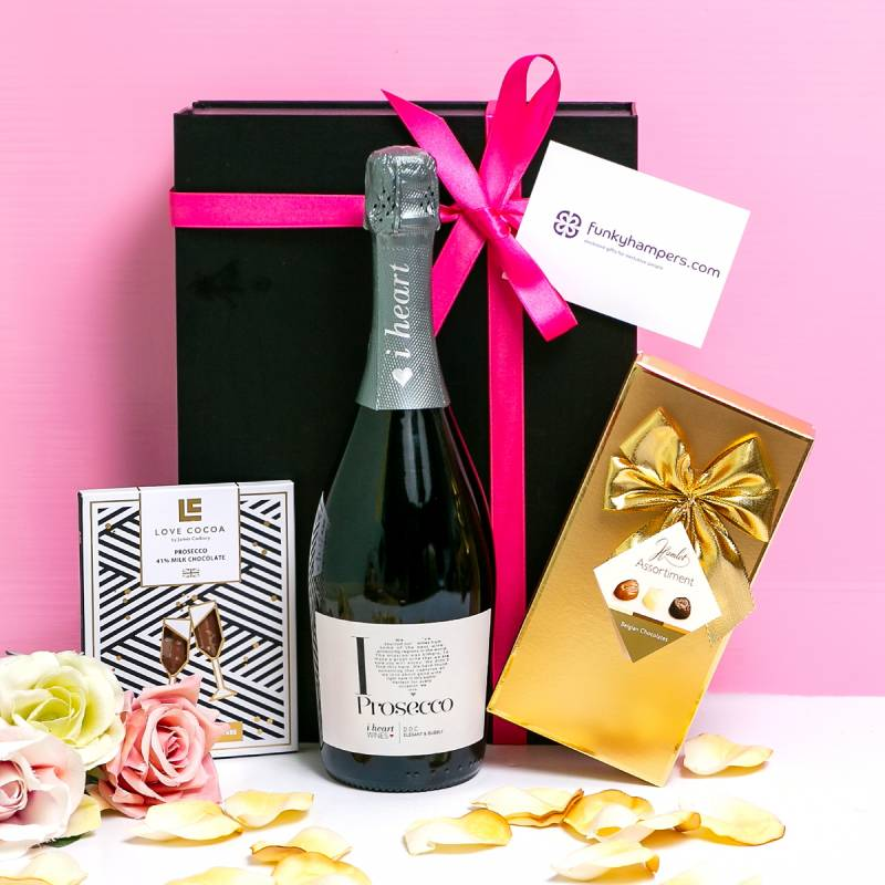 The Prosecco and Luxury Chocolate Gift