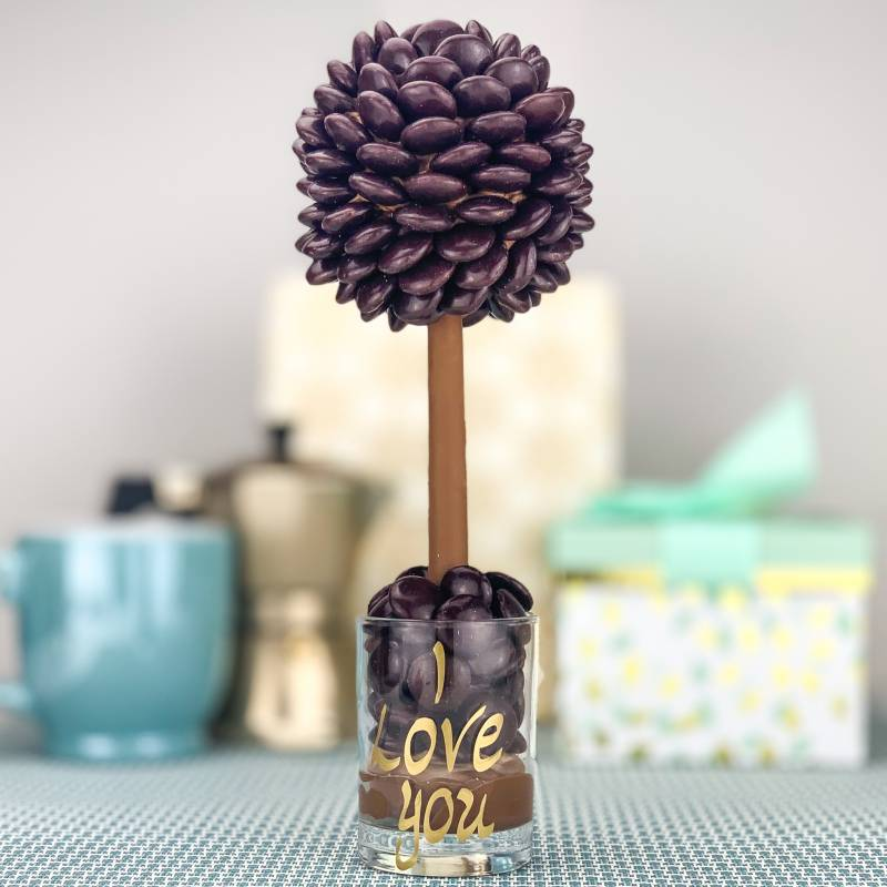 Personalised Minstrel Funky Sweet Tree 25cm