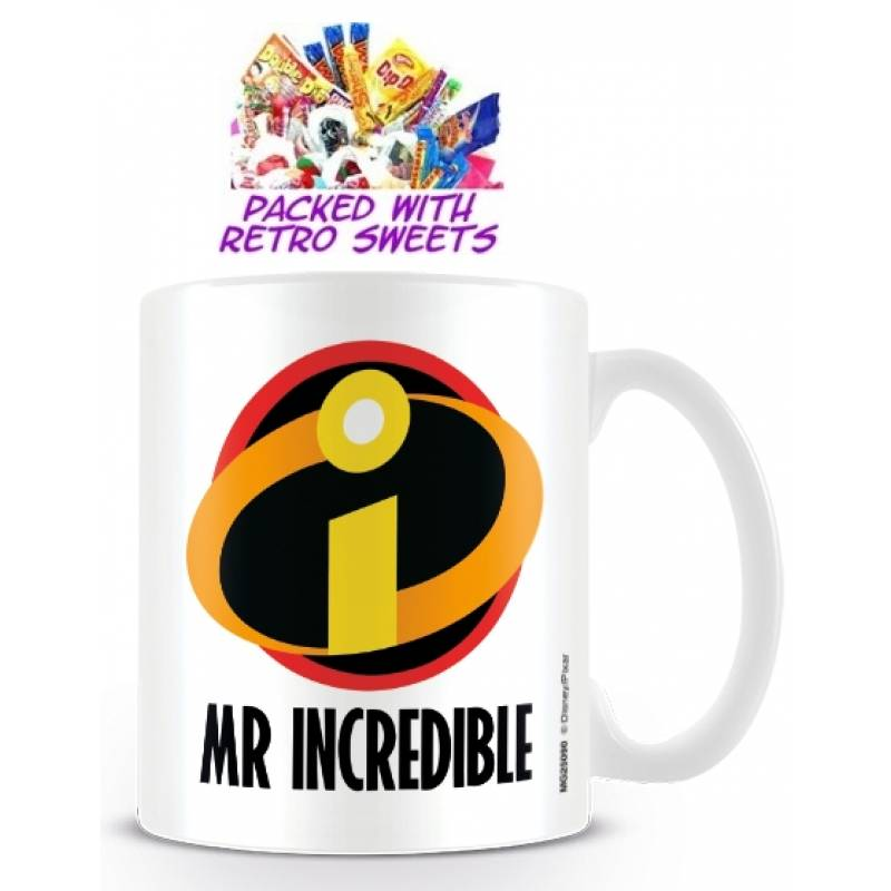 Mr Incredible Cuppa Sweets