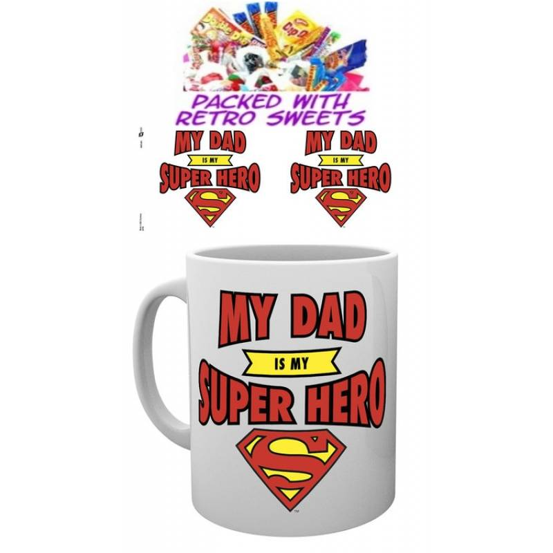 Super Dad Cuppa Sweets