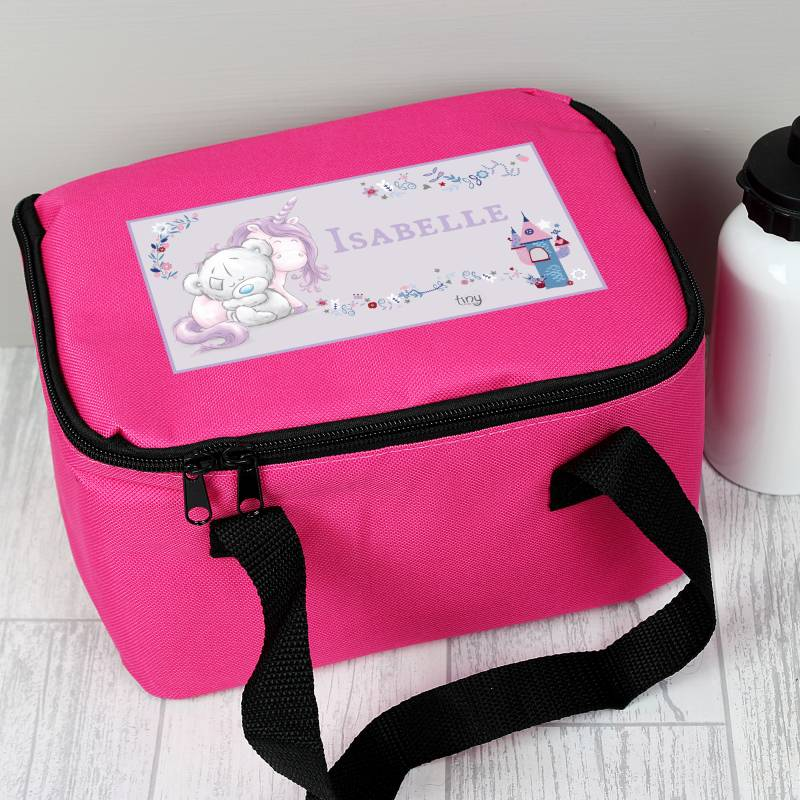 Personalised Tiny Tatty Teddy Unicorn Lunch Bag