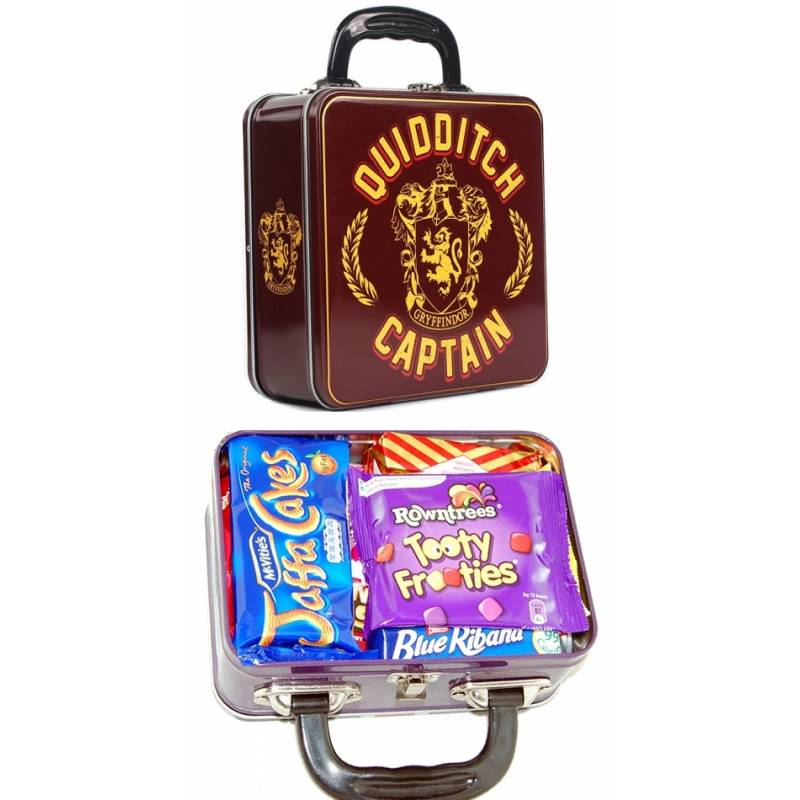 Harry Potter Retro Lunch Tin