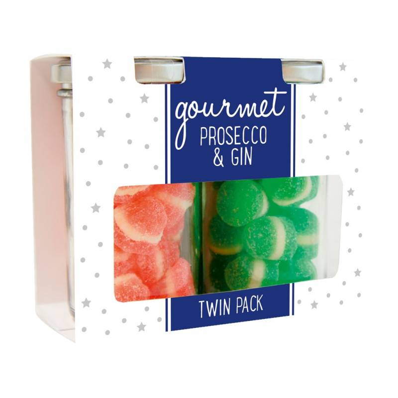 Gourmet Prosecco and Gin Sweets