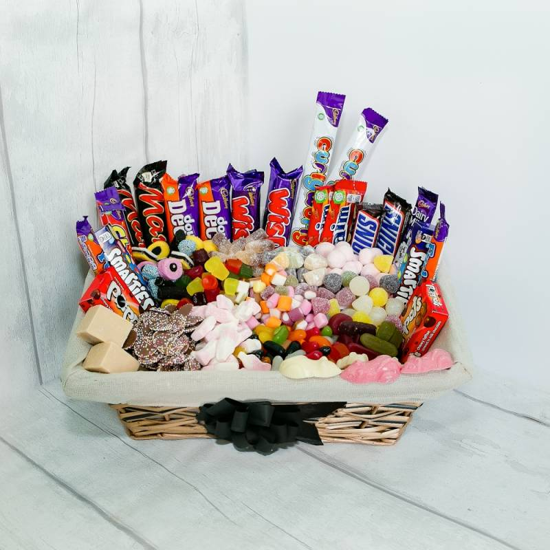 Quarters Mega Mix Hamper Funky Hampers