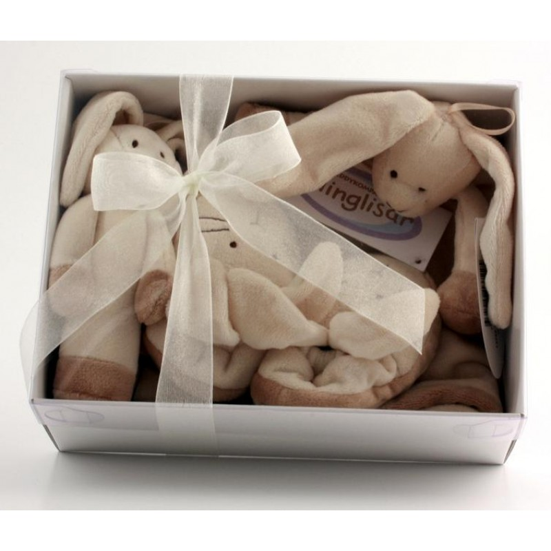 Rabbit Baby Gift Set