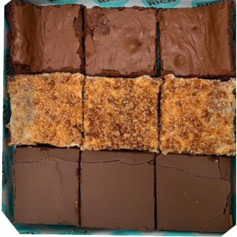 The Mixed Brownies Box