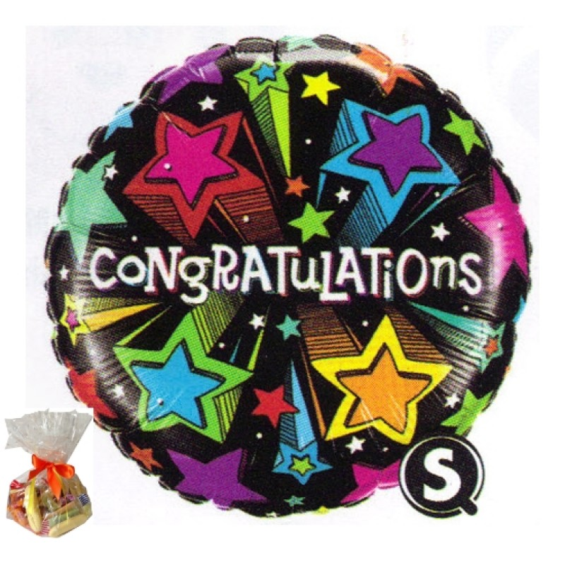 Congratulations Sweet Balloon