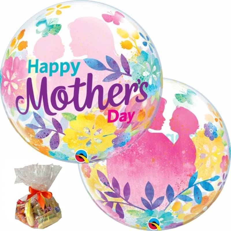 Mothers Day Bubble Sweet Balloon