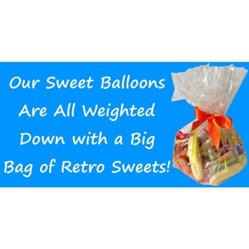 Happy Birthday Grandma Sweet Balloon