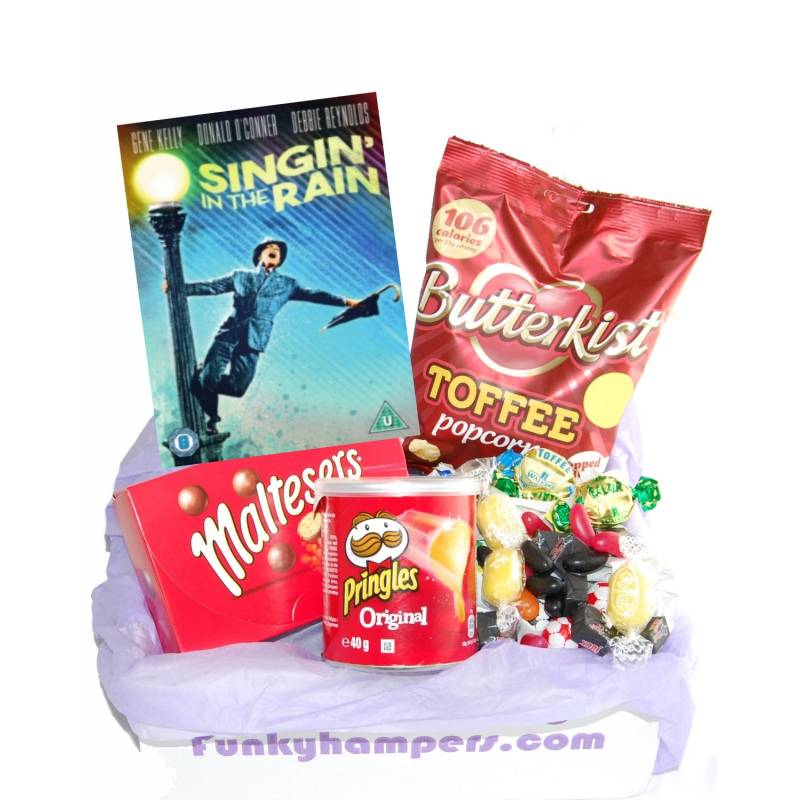 Singin In The Rain Movie Box