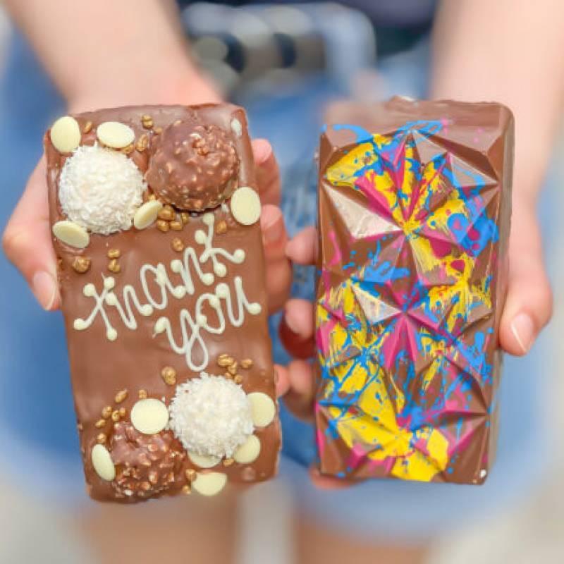 Personalised Nutella Loaded Choco Bloc