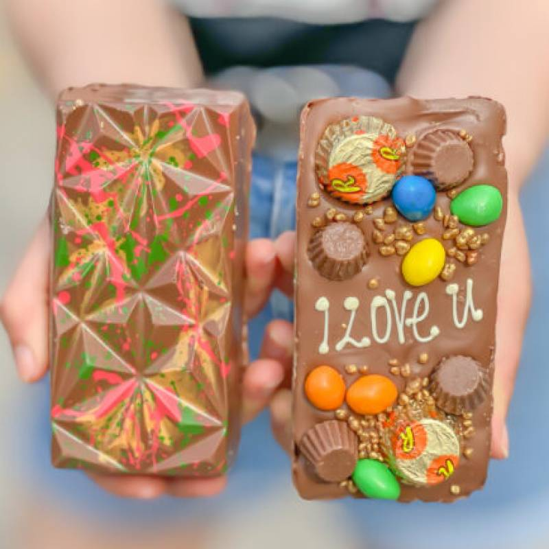 Personalised Reese's Loaded Choco Bloc