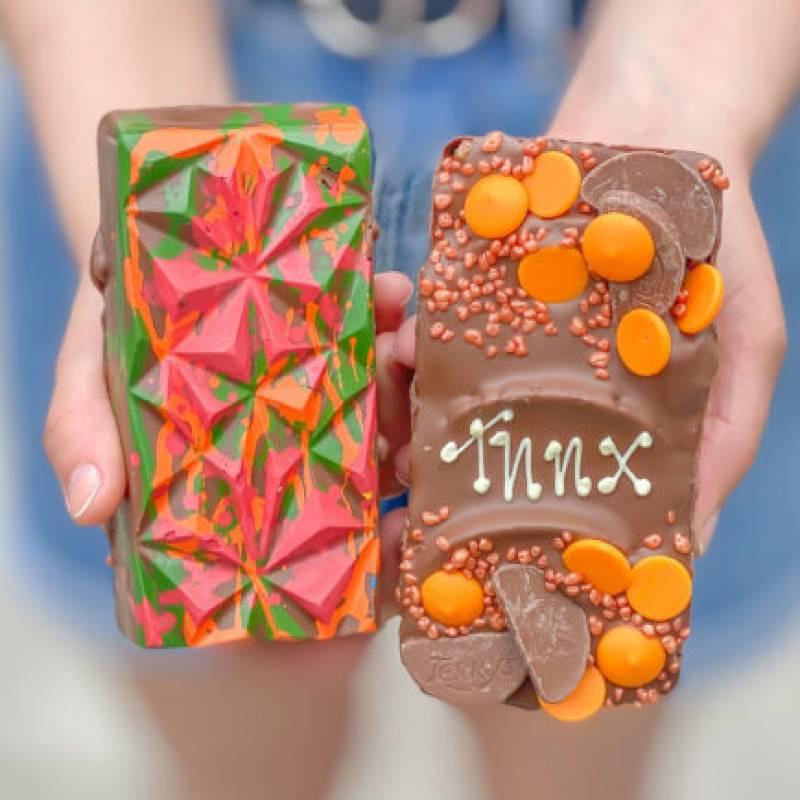 Personalised Terrys Chocolate Orange Loaded Choco Bloc