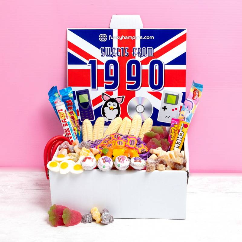 Sweets Of The 1990s