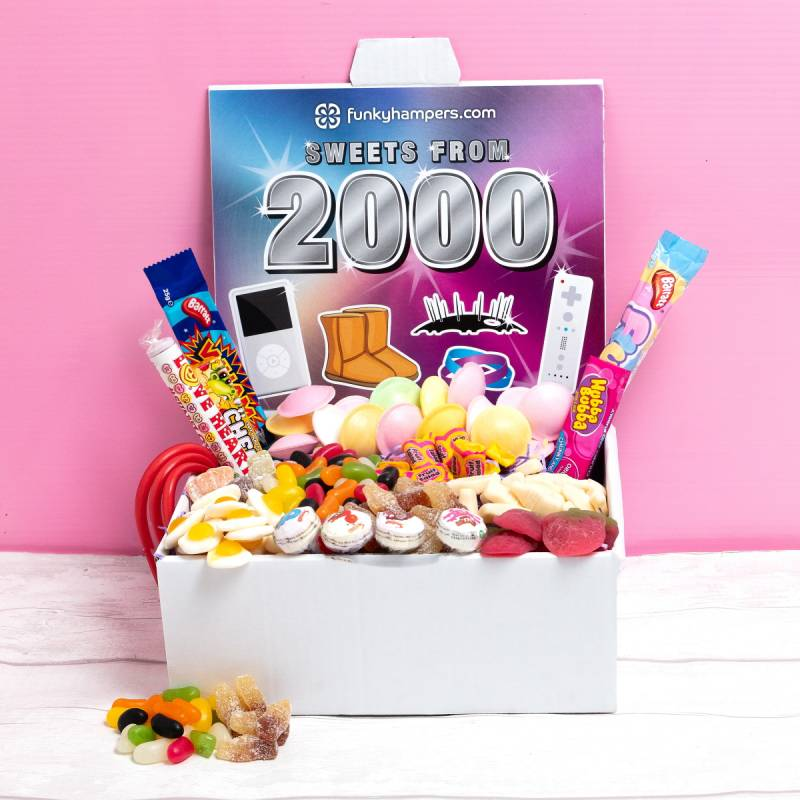 Decade Boxes | Funky Hampers
