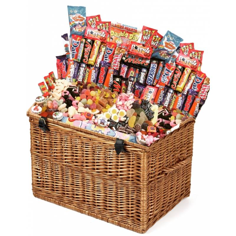 The Awesome Giant Retro Sweet Hamper