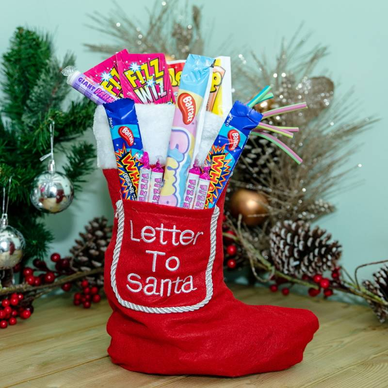 Christmas Sweetie Stocking